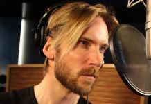 Troy Baker - Batman vs TMNT - Official Images - 01