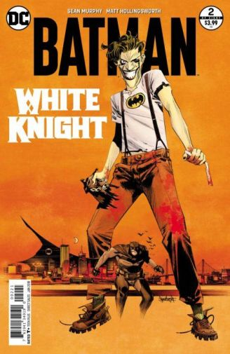 White Knight 2 variant cover