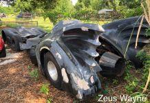 Zeus Wayne - Found Batmobile - 01