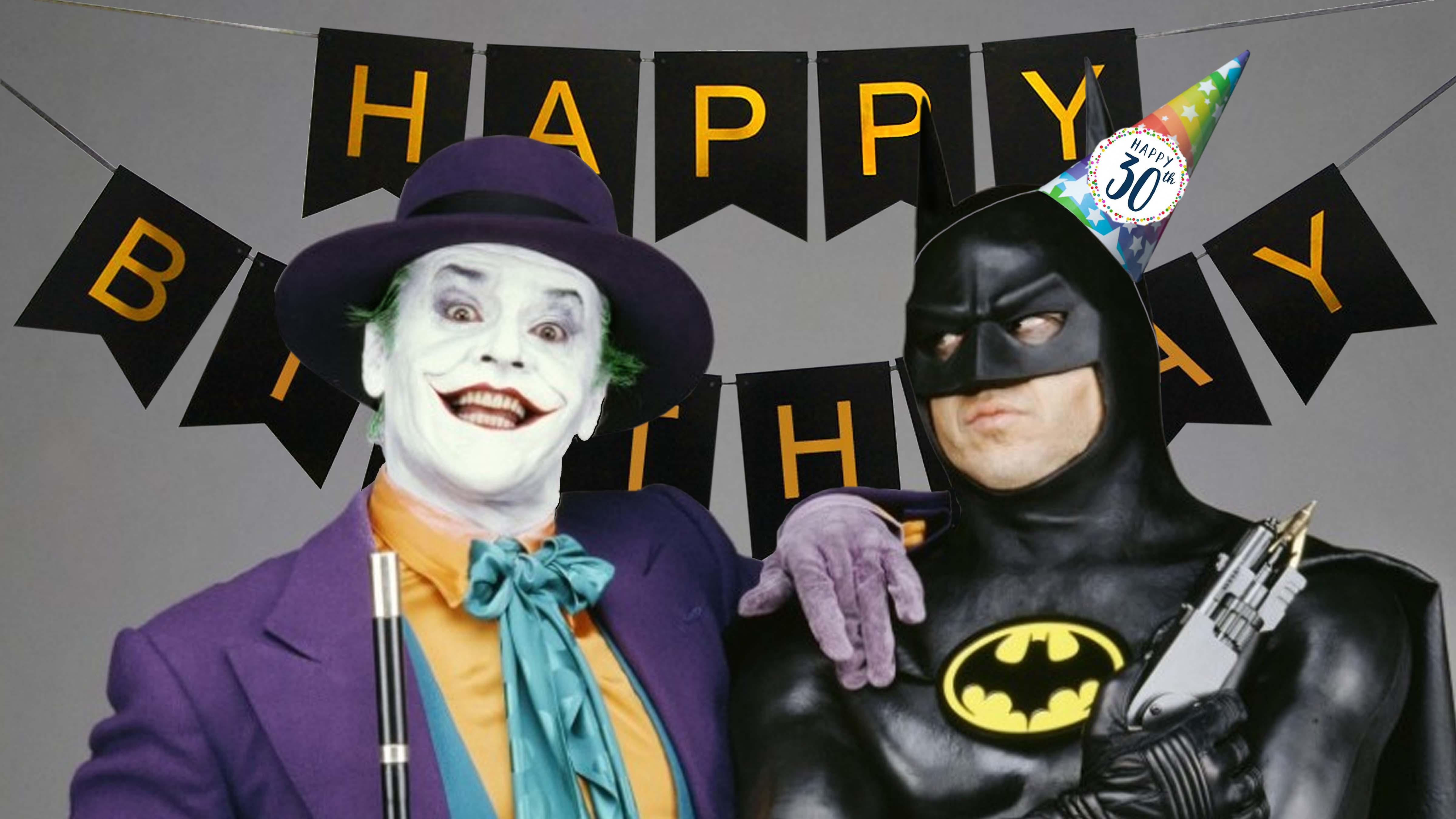 Happy 30th Anniversary To Batman 1989 Batman News