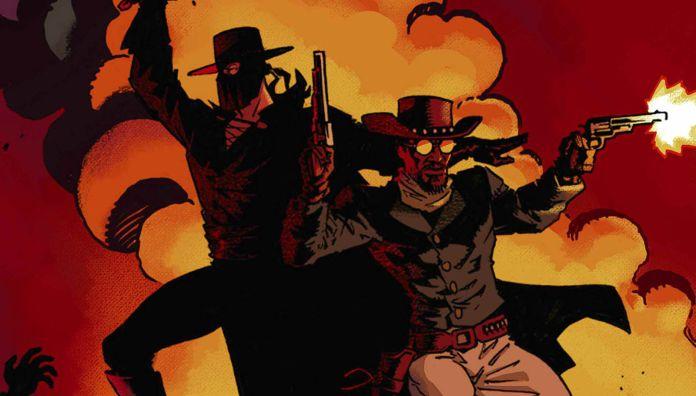 Django and Zorro - Issue 7 - Featured
