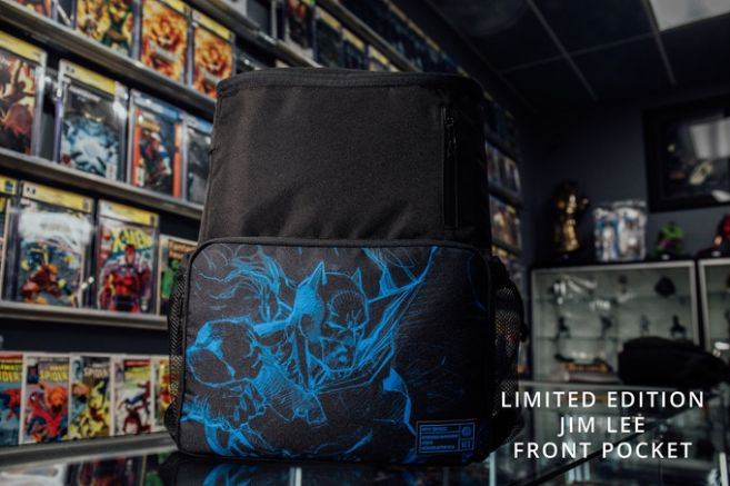 HEX x Jim Lee - Collectors Backpack - 08
