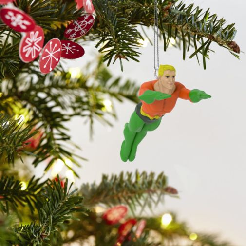 Hallmark - Keepsake Ornaments - 2019 - Aquaman - 02