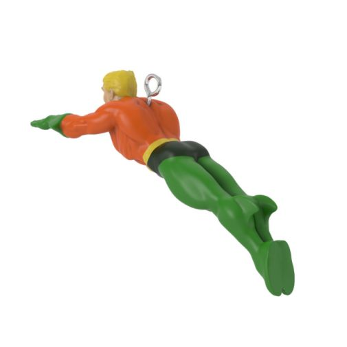 Hallmark - Keepsake Ornaments - 2019 - Aquaman - 06
