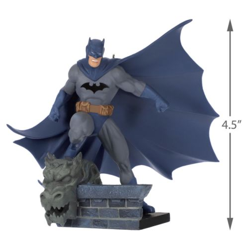 Hallmark - Keepsake Ornaments - 2019 - Batman - 04