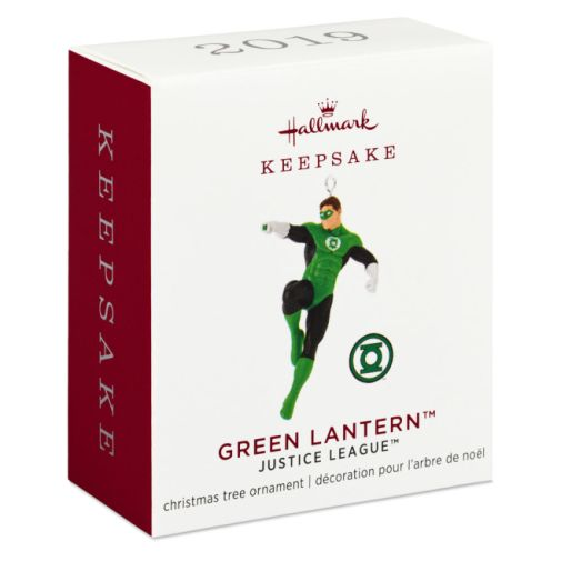 Hallmark - Keepsake Ornaments - 2019 - Green Lantern - 03