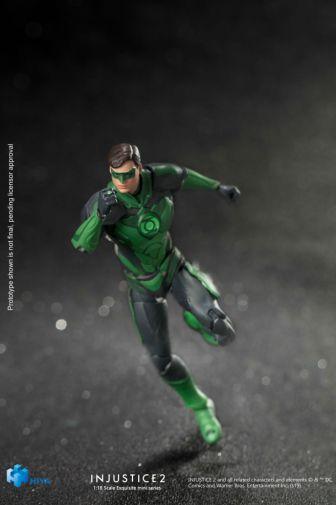 Hiya Toys - Injustice 2 - Green Lantern - 02