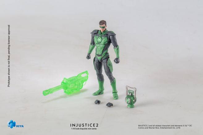 Hiya Toys - Injustice 2 - Green Lantern - 05