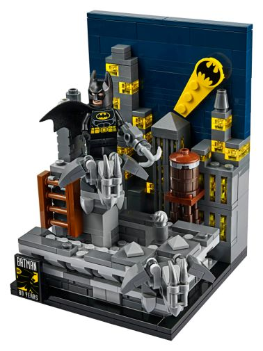 LEGO - 77903 - SDCC 2019 Exclusive Batman 80th Anniversary Set - 07