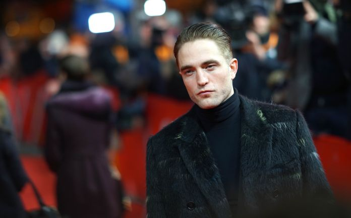 Shutterstock - Robert Pattinson - Cineberg