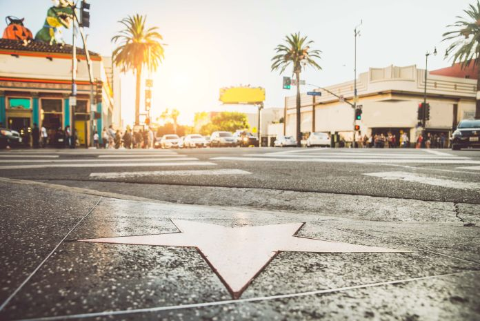 Shutterstock - Walk of Fame star - Oneinchpunch