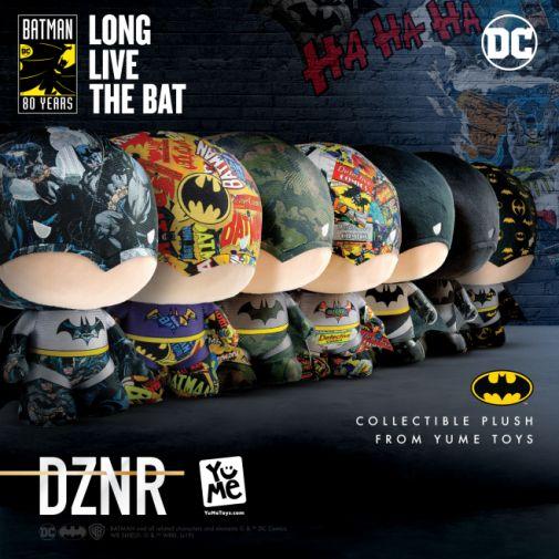 YuMe - Batman 80th Anniversary - DZNR Series - 01