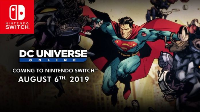 DC Universe Online announces Dark Nights Metal episodes & Nintendo