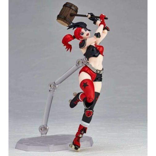 Amazing Yamaguchi - Revoltech - Harley Quinn - 05