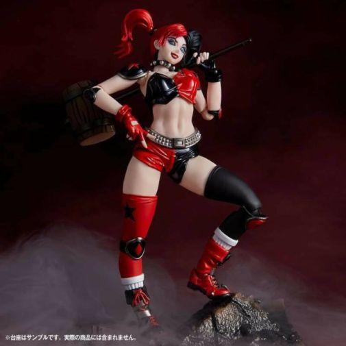 Amazing Yamaguchi - Revoltech - Harley Quinn - 07
