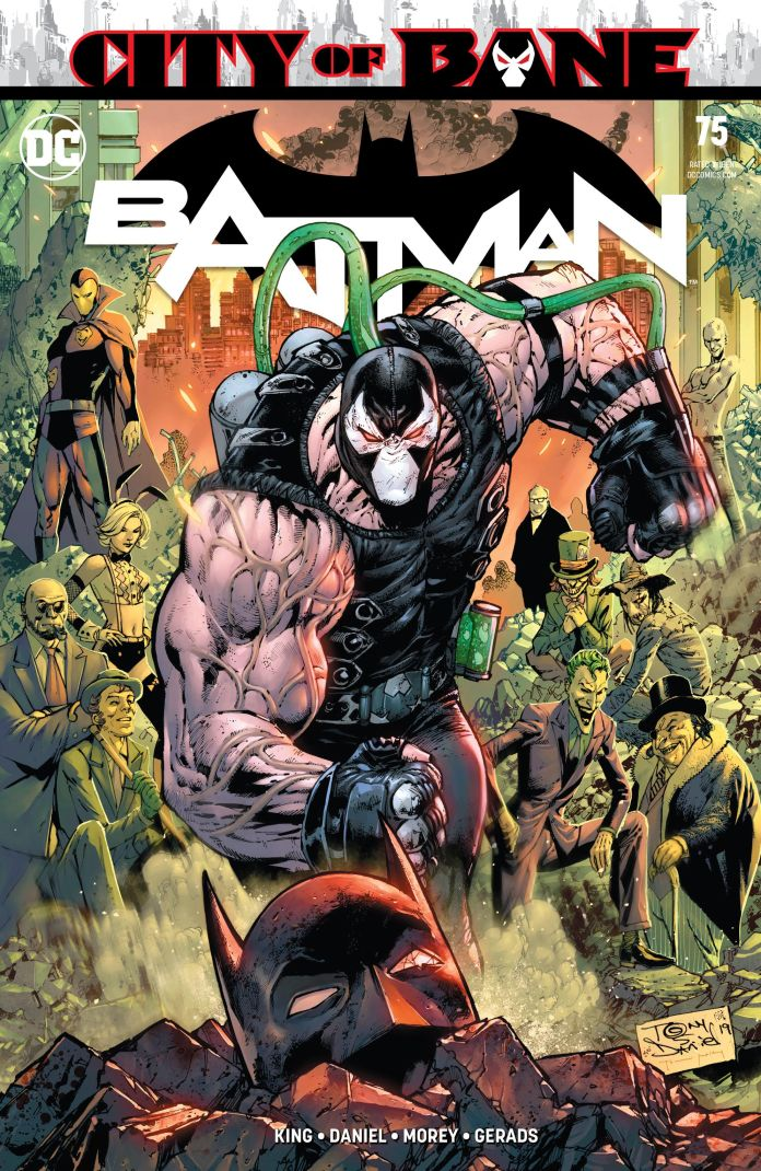 Batman #75 review | Batman News