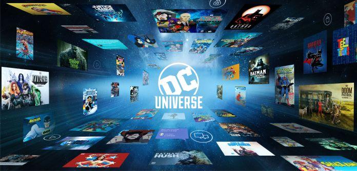 DC Universe - SDCC 2019 logo