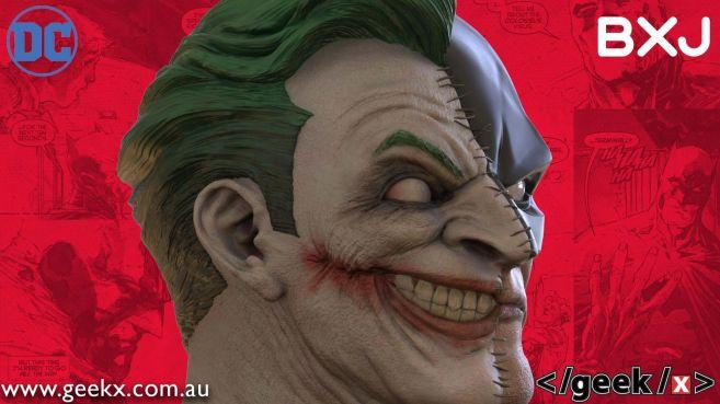Geek X - Batman - BXJ Bust - 08