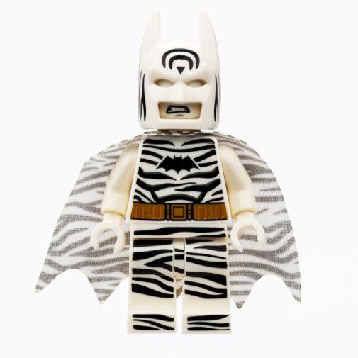 LEGO - SDCC 2019 Exclusives - Zebra Batman - 01