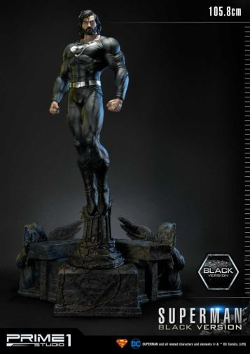 Prime 1 Studio - Superman - Black Version Superman - 02