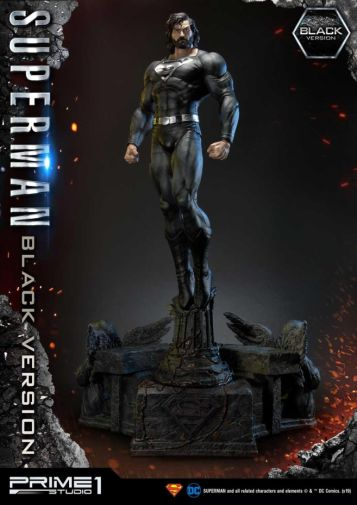 Prime 1 Studio - Superman - Black Version Superman - 07