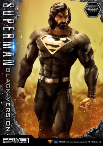 Prime 1 Studio - Superman - Black Version Superman - 13