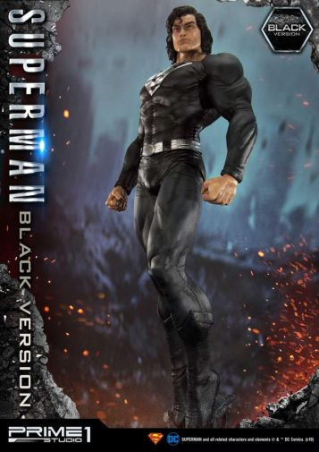Prime 1 Studio - Superman - Black Version Superman - 18