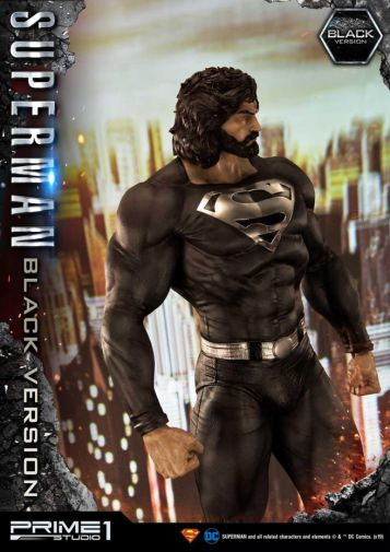 Prime 1 Studio - Superman - Black Version Superman - 19