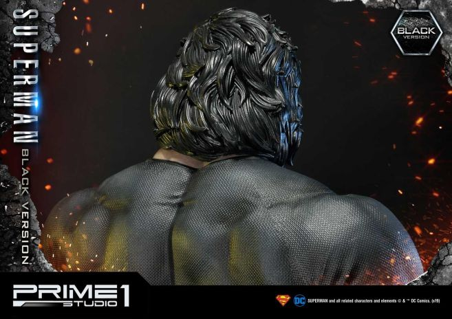 Prime 1 Studio - Superman - Black Version Superman - 55