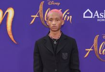 Shutterstock - Jaden Smith - DFree
