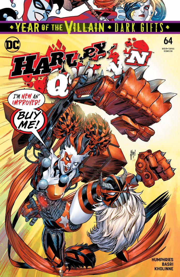 Harley Quinn #64 review | Batman News
