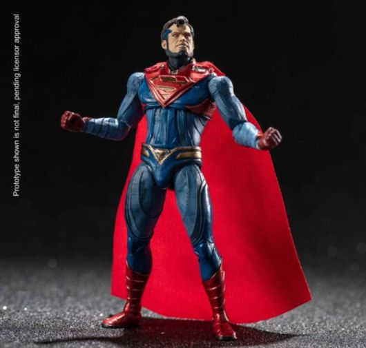 Hiya Toys - Injustice 2 - Superman - Previews Exclusive - 03