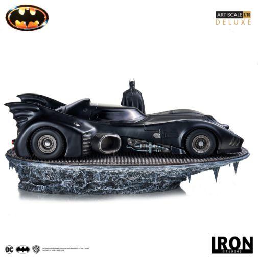 Iron Studios - Batman 1989 - 89 Batmobile - 05