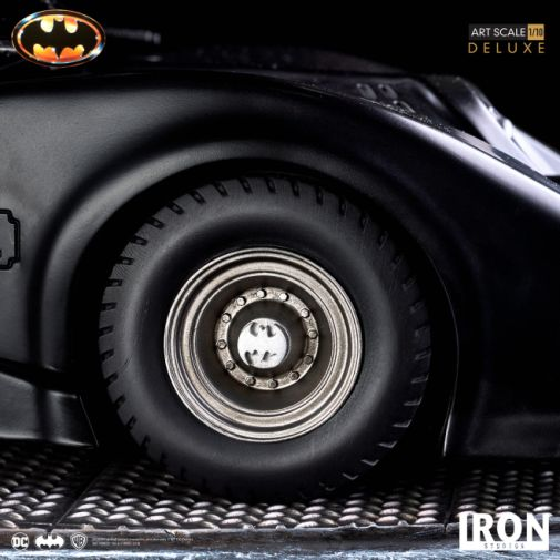 Iron Studios - Batman 1989 - 89 Batmobile - 10