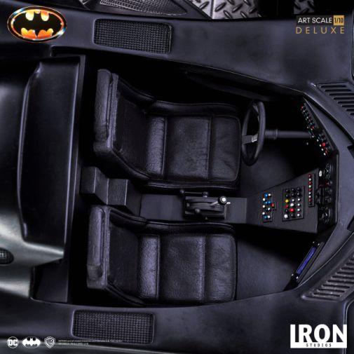 Iron Studios - Batman 1989 - 89 Batmobile - 12