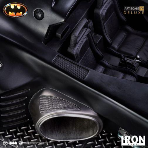 Iron Studios - Batman 1989 - 89 Batmobile - 17