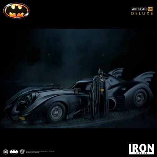 Iron Studios - Batman 1989 - 89 Batmobile - 24