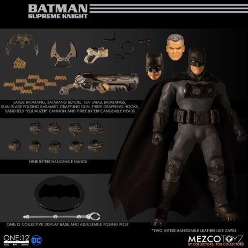 Mezco Toyz - Batman Supreme Knight - 15