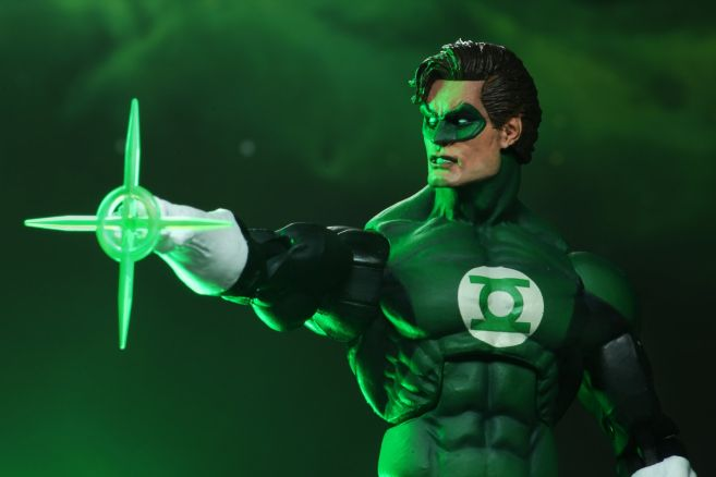 NECA - 2019 Convention Exclusives - Green Lantern vs Predator 2-Pack - 08