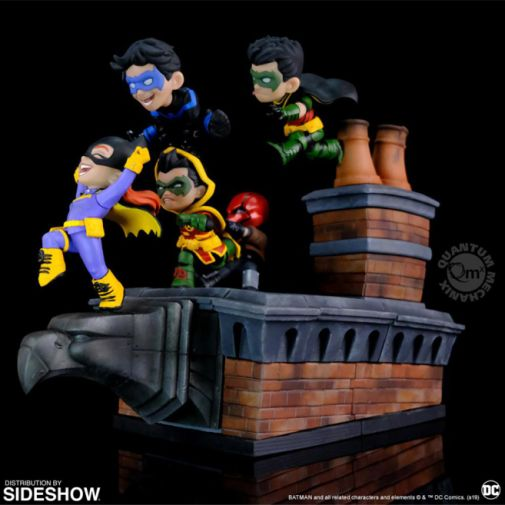 QMX - Batman - Batman Family - Knight Out - 01