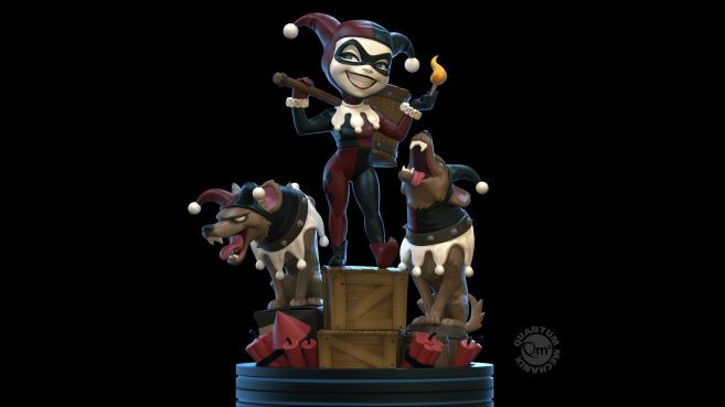 QMX - Batman - Harley Quinn Q-Fig Remastered - 06