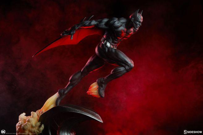 Sideshow - Batman - Batman Beyond Premium Format Figure - 02