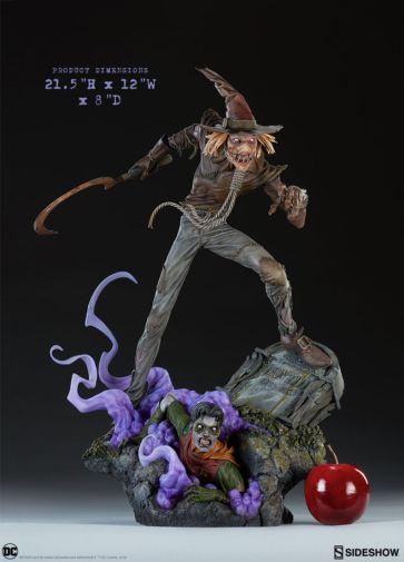 Sideshow - Batman - Scarecrow - 05