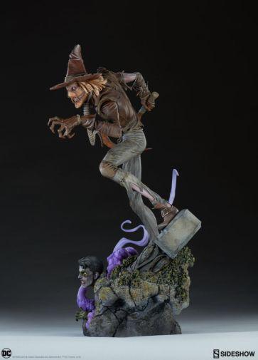 Sideshow - Batman - Scarecrow - 10