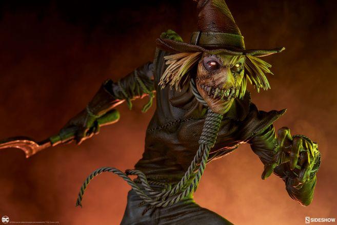 Sideshow - Batman - Scarecrow - 17