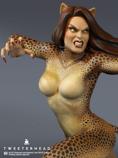 Tweeterhead - Cheetah Statue - 03