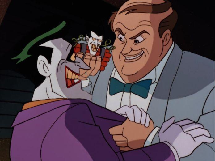 Batman - Joker's Favor