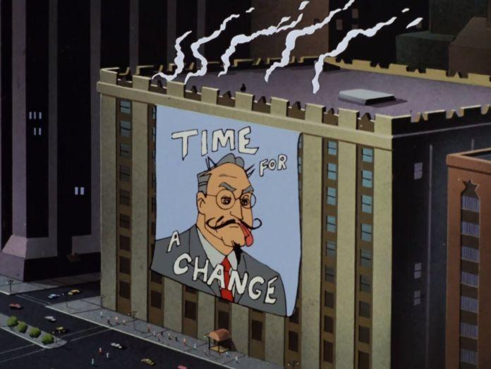 Batman the Animated Series - Clock King