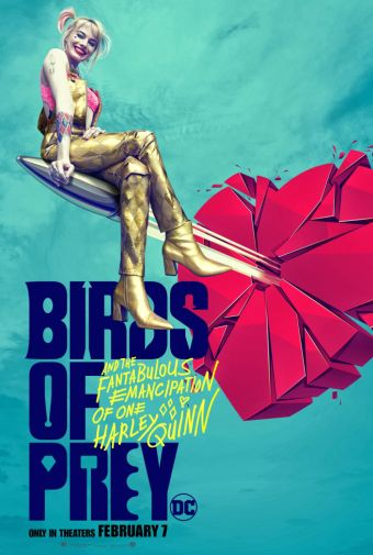 Birds of Prey - Official Images - Hi Res - Poster - 04