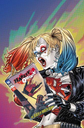 Harley Quinn 66 CLR